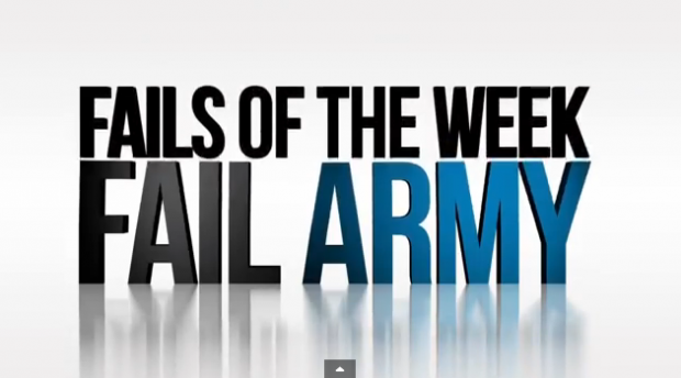 Best Fails of the Week 1 February 2014