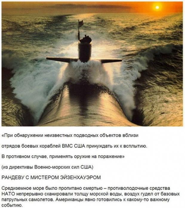 Немного о подводных лодках