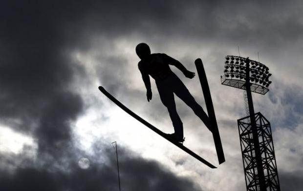 Спортивные фотографии из Сочи