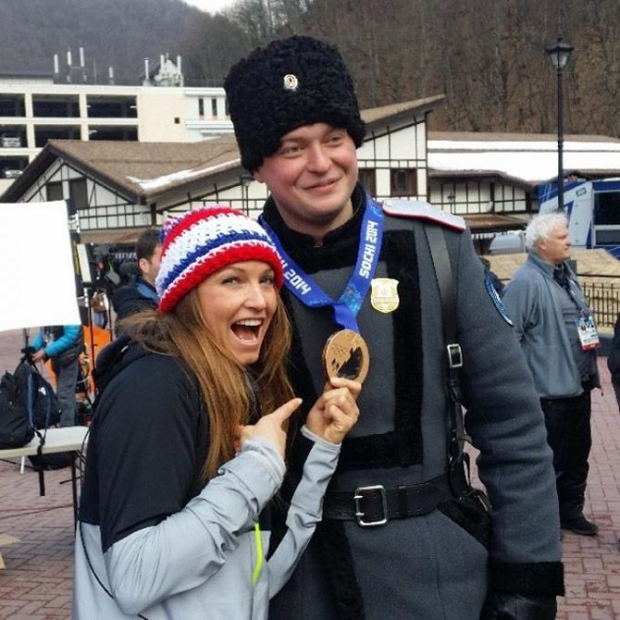 Фото олимпийцев из сети